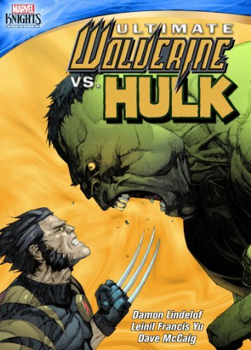 Ultimate Wolverine Vs. Hulk Marvel Knights Marvel Knights