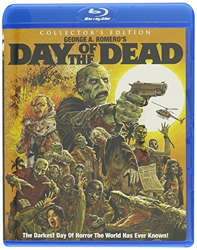 Collector's Edition Day Of The Dead Blu Ray Nr
