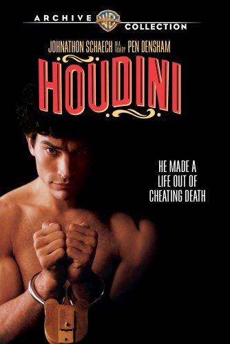 Houdini Houdini DVD Mod This Item Is Made On Demand Could Take 2 3 Weeks For Delivery