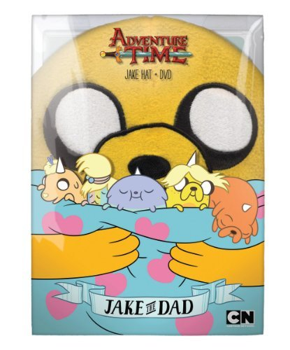 Jake The Dad Adventure Time DVD