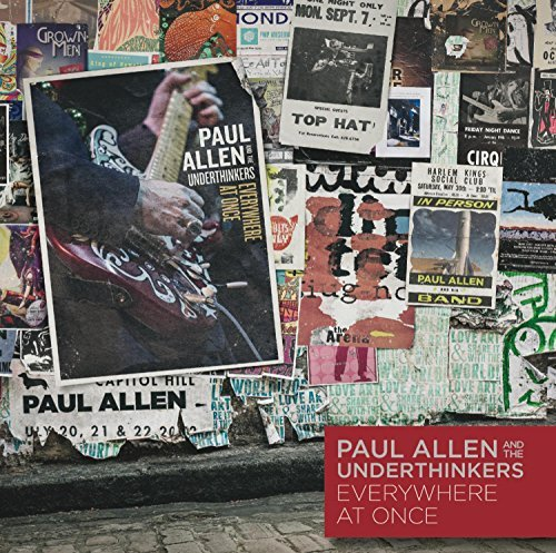 Paul & The Underthinkers Allen Everywhere At Once Everywhere At Once