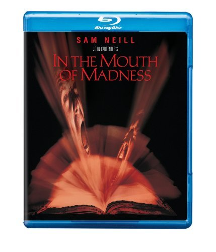 In The Mouth Of Madness Neill Carmen Prochnow Warner Blu Ray Ws R