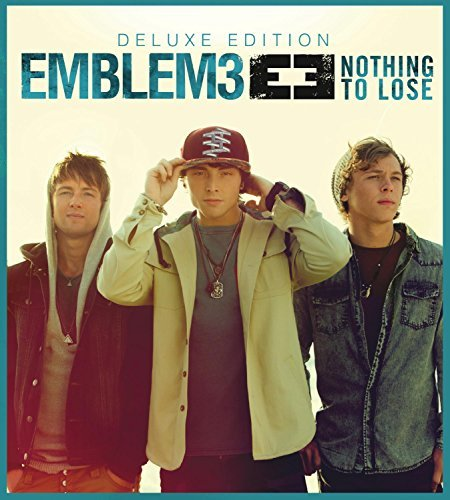 Emblem 3 Nothing To Lose Deluxe Ed. Nothing To Lose