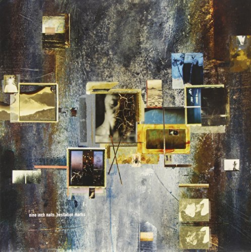 Nine Inch Nails Hesitation Marks 180gm Vinyl 2 Lp Incl. CD