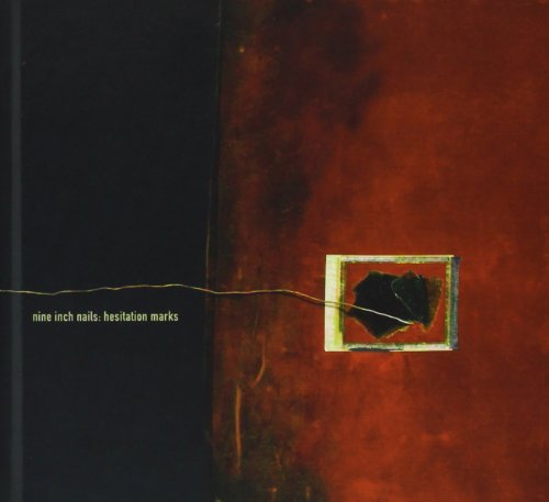 Nine Inch Nails Hesitation Marks Deluxe Ed. 2 CD Incl. Book