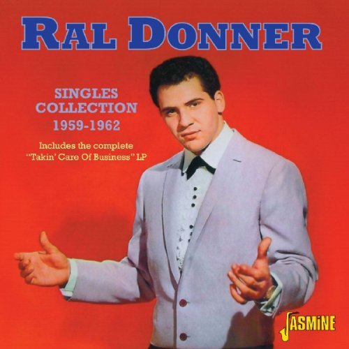 Ral Donner Singles Collection 1959 62 Import Gbr