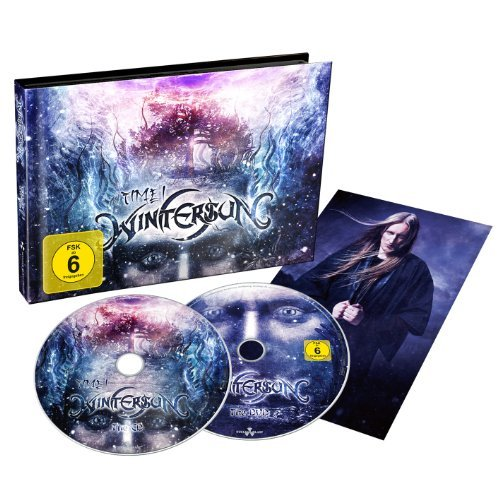 Wintersun Time I (deluxe) Deluxe Ed. Incl. DVD Digipak