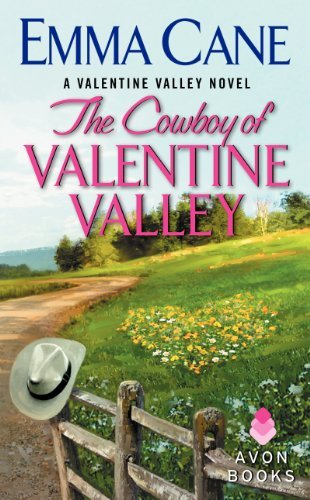 Emma Cane The Cowboy Of Valentine Valley