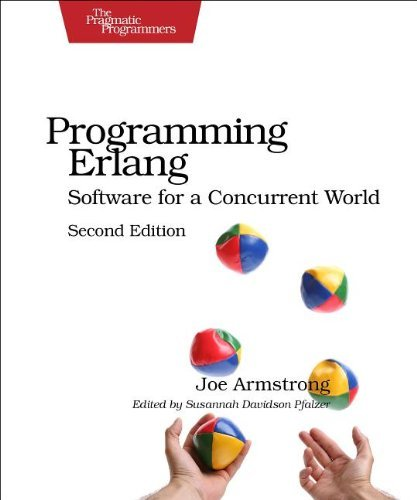Joe Armstrong Programming Erlang Software For A Concurrent World 0002 Edition;