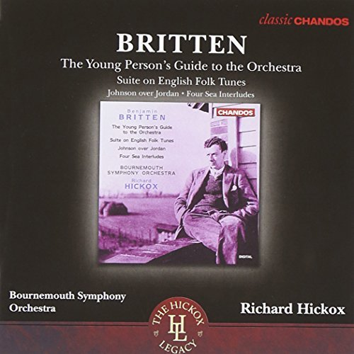 B. Britten Young Person's Guide To The Or Bournemouth Symphony Orchestra