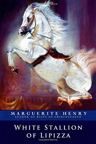 Marguerite Henry White Stallion Of Lipizza