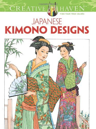 Ming Ju Sun Creative Haven Japanese Kimono Designs