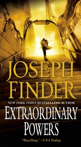 Joseph Finder Extraordinary Powers