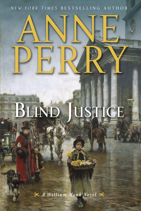 Anne Perry Blind Justice