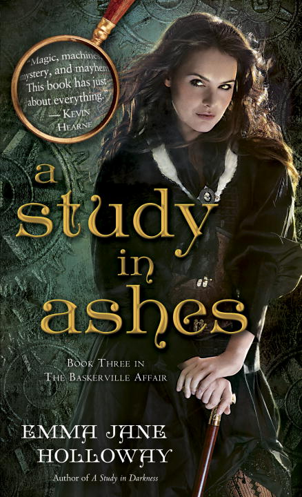Emma Jane Holloway A Study In Ashes