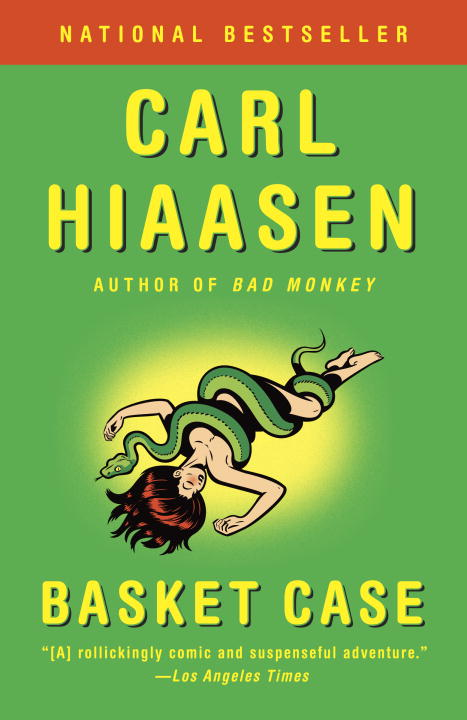 Carl Hiaasen Basket Case