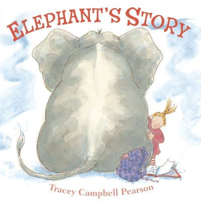 Tracey Campbell Pearson Elephant's Story A Picture Book