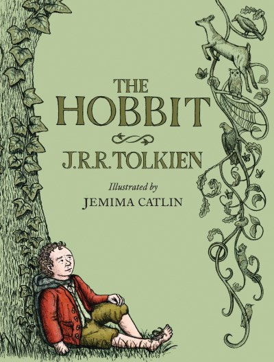 J. R. R. Tolkien The Hobbit Illustrated Edition