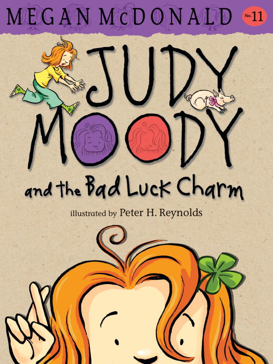 Megan Mcdonald Judy Moody And The Bad Luck Charm