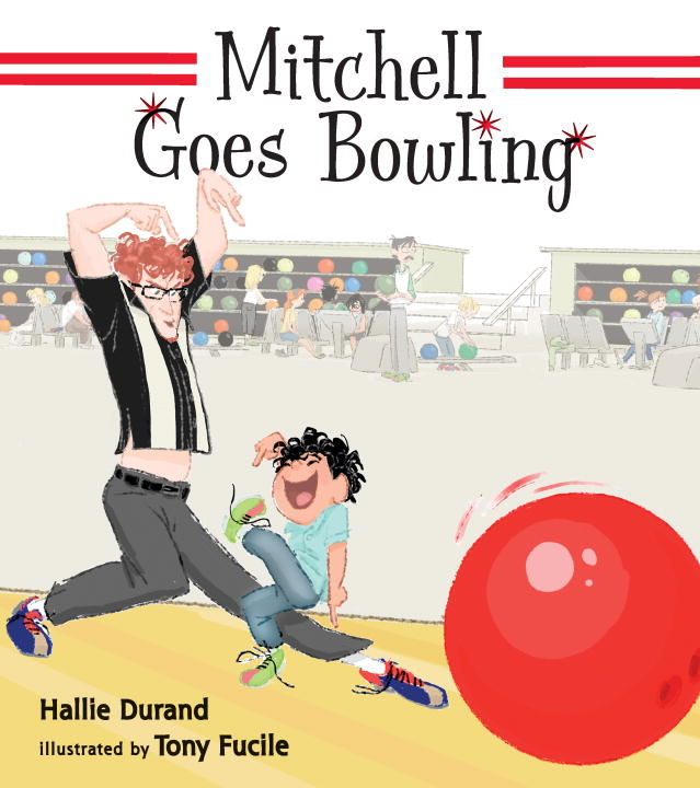 Hallie Durand Mitchell Goes Bowling