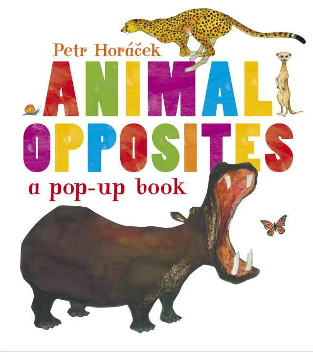 Petr Horacek Animal Opposites