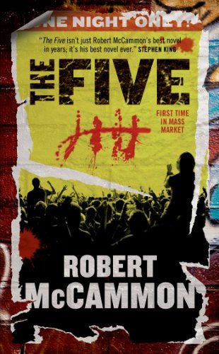 Robert Mccammon The Five