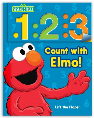 Sesame Street Count With Elmo!