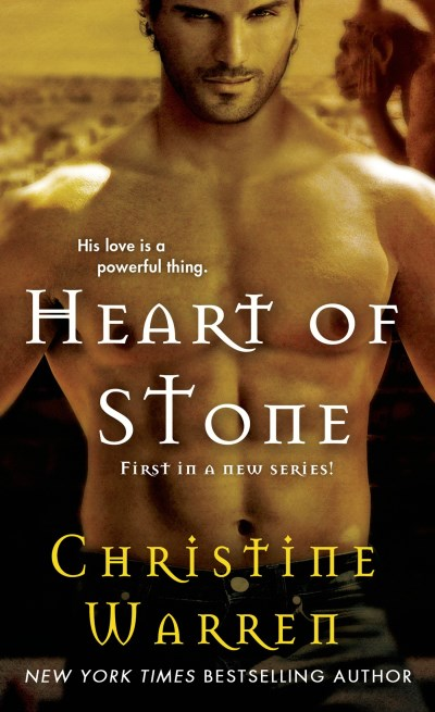 Christine Warren Heart Of Stone