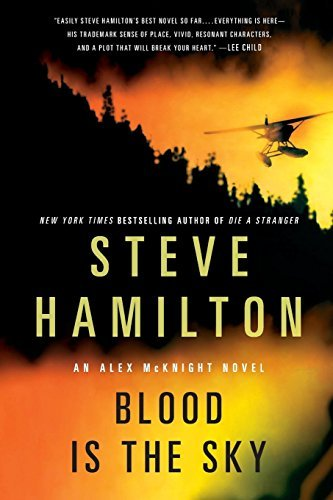 Steve Hamilton Blood Is The Sky