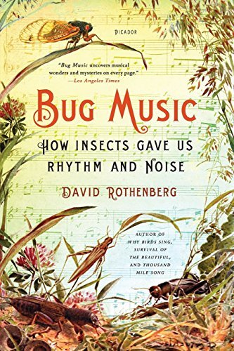 David Rothenberg Bug Music How Insects Gave Us Rhythm And Noise