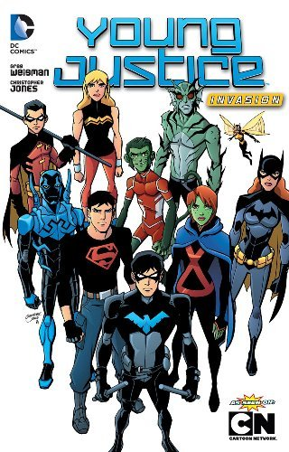 Greg Weisman Young Justice Volume 4 Invasion