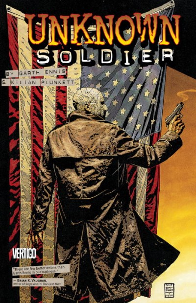 Garth Ennis Unknown Soldier (new Edition) Revised