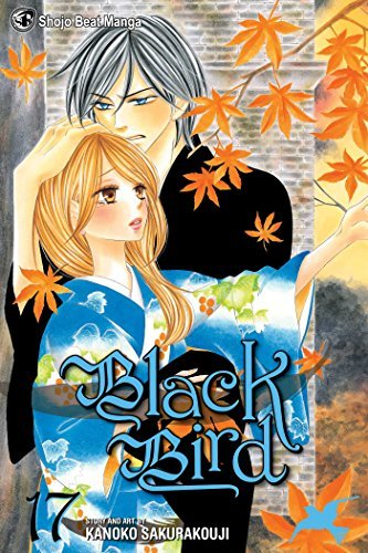 Kanoko Sakurakouji Black Bird Volume 17