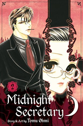 Tomu Ohmi Midnight Secretary Volume 2