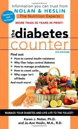 Karen J. Nolan The Diabetes Counter 0005 Edition;