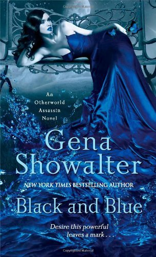 Gena Showalter Black And Blue