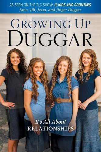 Jill Duggar Growing Up Duggar It's All About Relationships