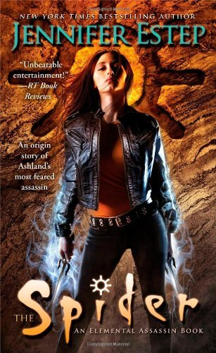 Jennifer Estep The Spider