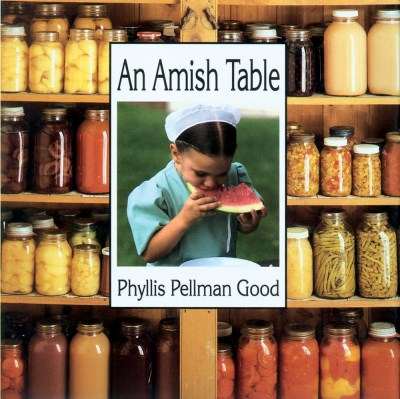Phyllis Good Amish Table