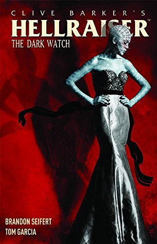 Clive Barker The Dark Watch