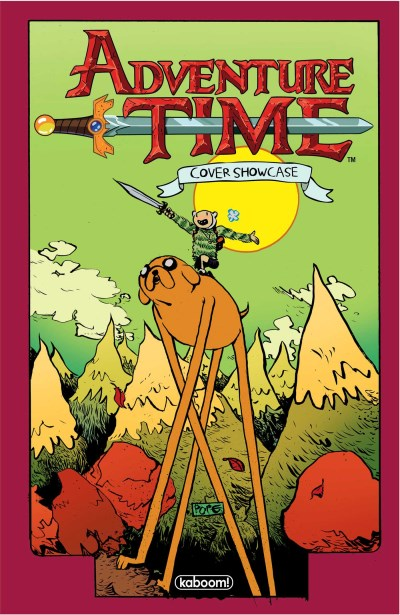 Shannon Watters Adventure Time Eye Candy Volume 1
