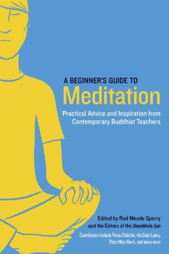 Rod Meade Sperry A Beginner's Guide To Meditation Practical Advice And Inspiration From Contemporar