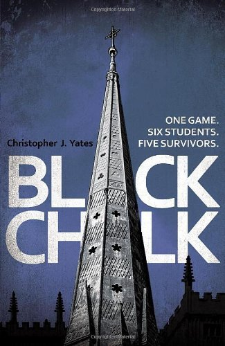 Christopher J. Yates Black Chalk