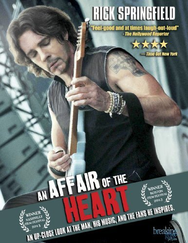 Affair Of The Heart Springfield Rick Blu Ray Ws Nr 2 Br