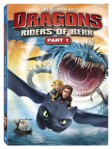 Dragons Riders Of Berk Part 1 DVD G Ws