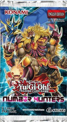 Yu Gi Oh Cards Number Hunters