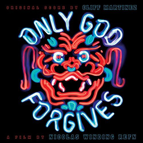 Cliff Martinez Only God Forgives Music By Cliff Martinez 180gm Vinyl 2 Lp
