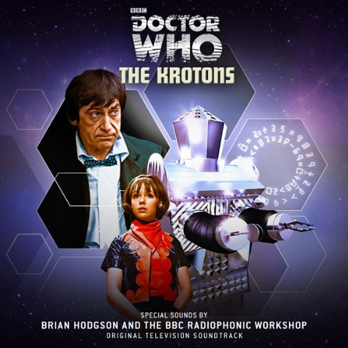 Brian & The Bbc Radiop Hodgson Doctor Who Krotons