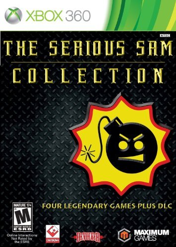 Xbox 360 Serious Sam Collection Maximum Games M