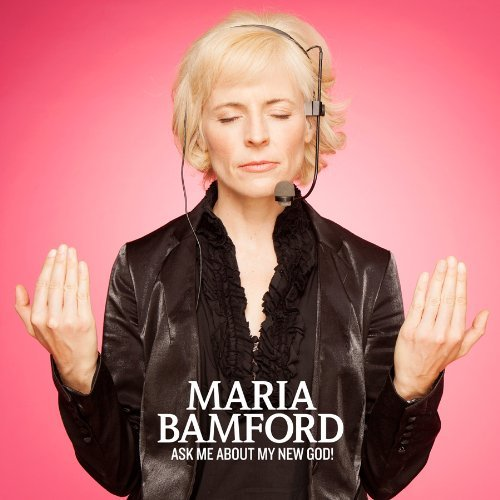 Maria Bamford Ask Me About My New God! Explicit Ecplicit Version Incl. DVD